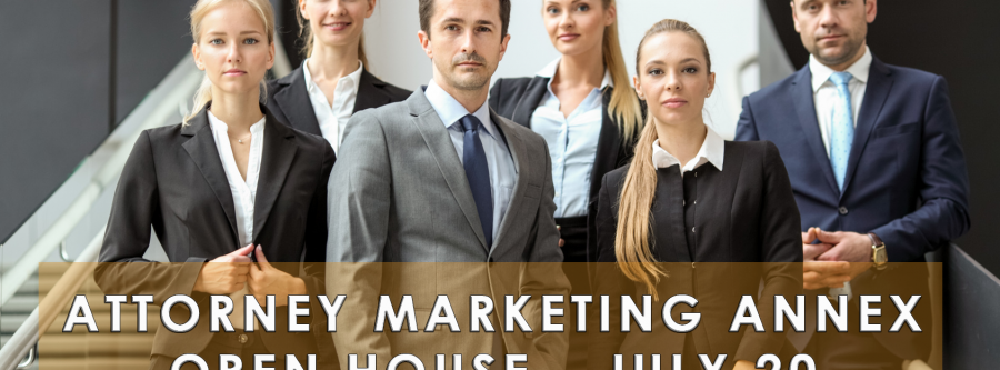 Attorney Marketing Annex introduces Open House event in Doral, Florida.