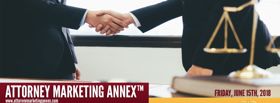 Attorney Marketing Annex introduces Lawyer Refferal Meeting event in Doral, Florida.